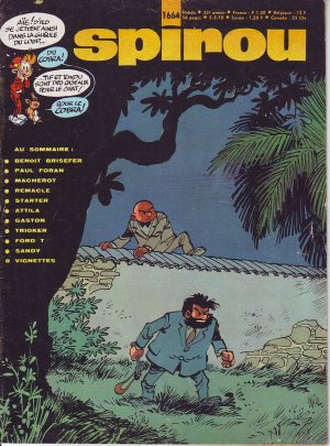 Le journal de Spirou # 1664