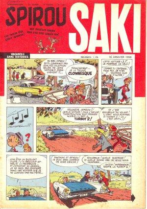 Le journal de Spirou # 1031