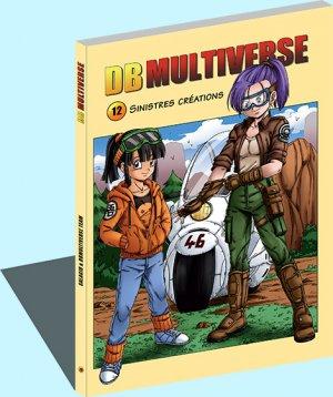 couverture, jaquette Dragon Ball Multiverse 12
