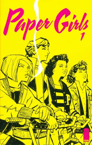 Paper Girls édition Issues V1 (2015 - Ongoing)