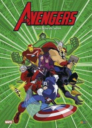 Avengers (Jeunesse) édition TPB Hardcover (2015 - 2017)