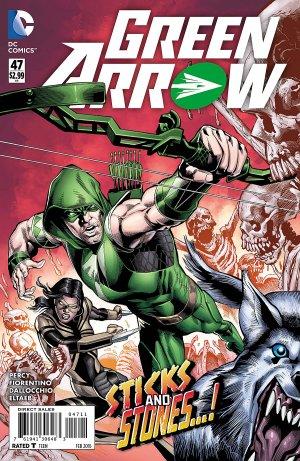 Green Arrow # 47 Issues V5 (2011 - 2016)