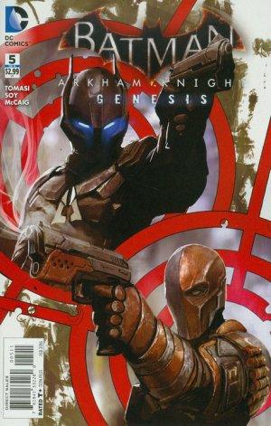 Batman - Arkham Knight - Genesis # 5 Issues (2015 - 2016)