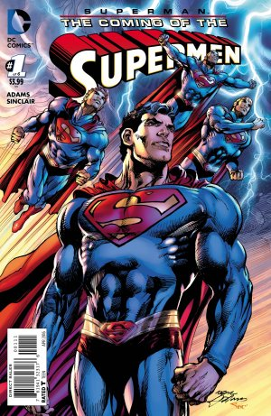 Superman - The Coming of the Supermen édition Issues