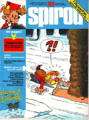 Album Spirou (recueil) # 2026