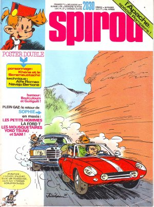 Le journal de Spirou # 2030