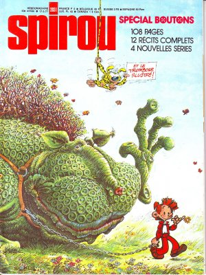 Le journal de Spirou # 2031
