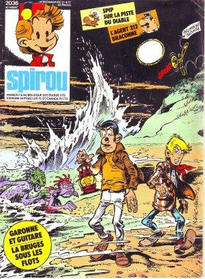 Album Spirou (recueil) # 2036
