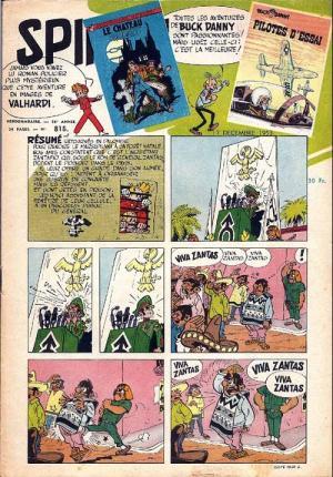 Le journal de Spirou # 818