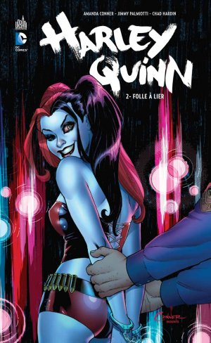 Harley Quinn # 2 TPB hardcover (cartonnée) - Issues V2