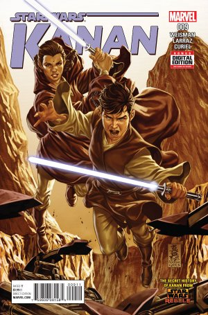 Star Wars - Kanan # 9 Issues V1 (2015 - 2016)