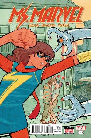Ms. Marvel # 2 Issues V4 (2015 - 2019)