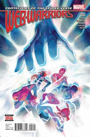 Spider-Man - Web Warriors # 2 Issues V1 (2015 - 2016)