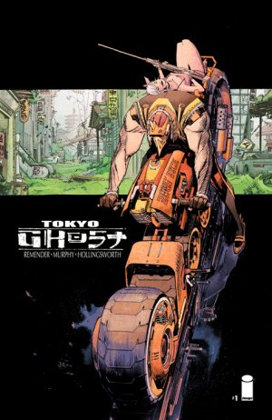 Tokyo Ghost # 1 Issues V1 (2015 - 2016)
