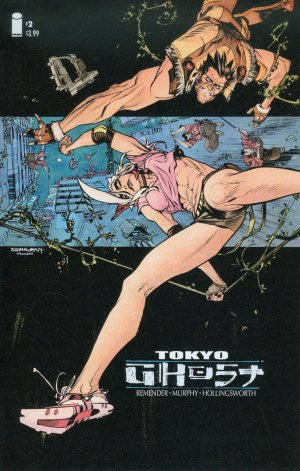Tokyo Ghost # 2 Issues V1 (2015 - 2016)