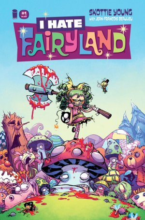 I Hate Fairyland # 1 Issues V1 (2015 - Ongoing)