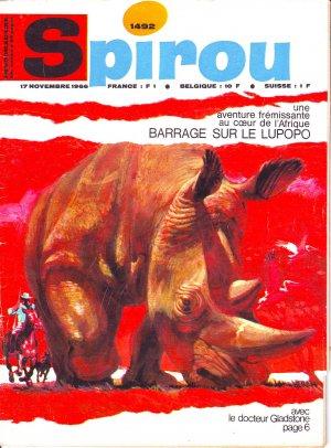 Album Spirou (recueil) # 1492