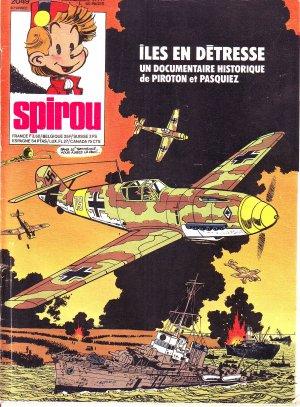 Album Spirou (recueil) # 2049