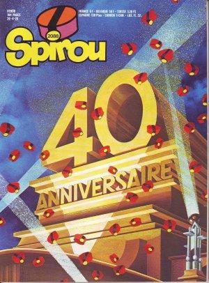 Album Spirou (recueil) # 2088