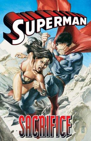 Superman - Sacrifice édition TPB softcover (souple) - Réédition 2016