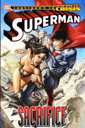 Superman - Sacrifice édition TPB softcover (souple)