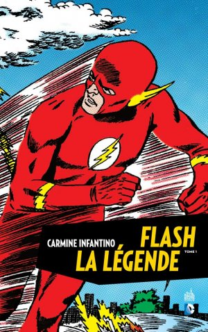 Flash # 1 TPB hardcover (cartonnée)