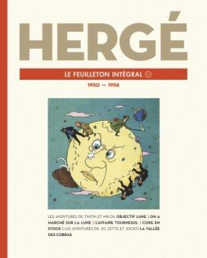 Hergé, le feuilleton intégral édition Hors série