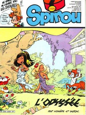 Le journal de Spirou # 2325