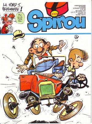 Album Spirou (recueil) # 2329