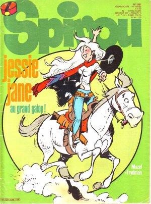 Album Spirou (recueil) # 2351