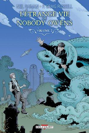 L'Etrange vie de Nobody Owens T.2