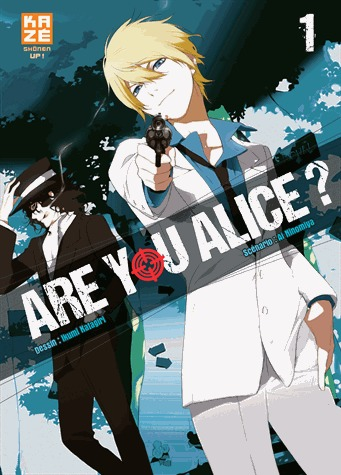 Are You Alice? # 1