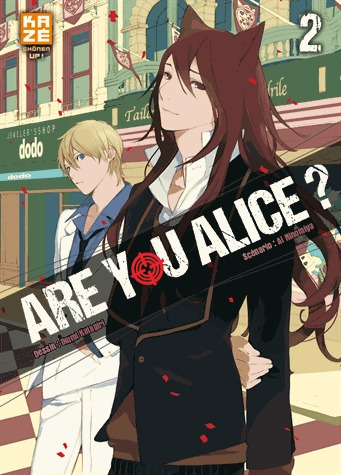 Are You Alice? # 2