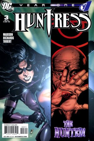Huntress - Year One # 3 Issues