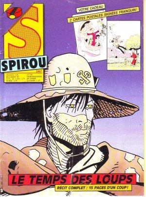 Le journal de Spirou # 2467