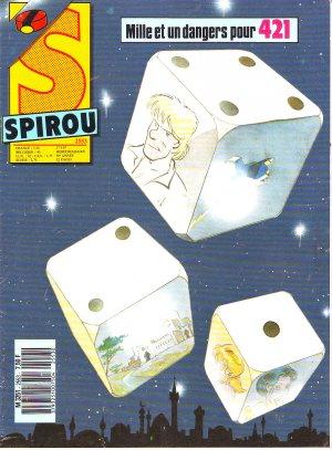 Album Spirou (recueil) # 2553