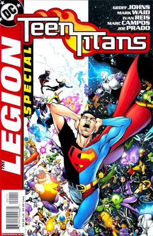 Teen titans / Legion Special édition Issues (2004)