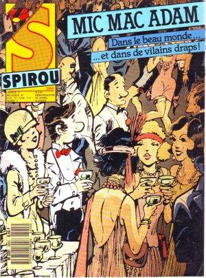 Album Spirou (recueil) # 2555
