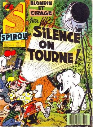 Album Spirou (recueil) # 2574