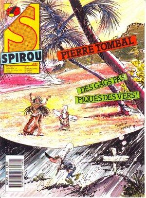 Le journal de Spirou # 2580