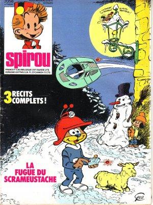 Le journal de Spirou # 2058