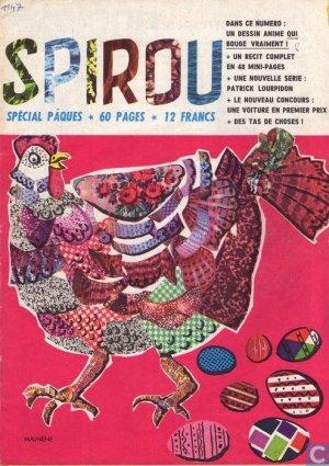 Album Spirou (recueil) # 1147