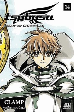 couverture, jaquette Tsubasa Reservoir Chronicle 14 Double (Pika)