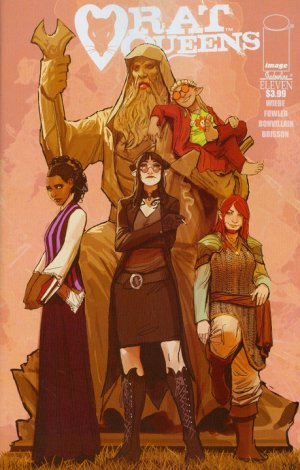 Rat Queens # 11 Issues V1 (2013 - 2016)