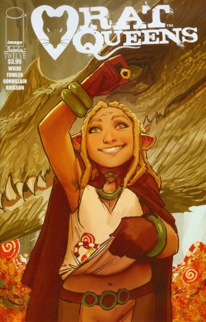 Rat Queens # 12 Issues V1 (2013 - 2016)