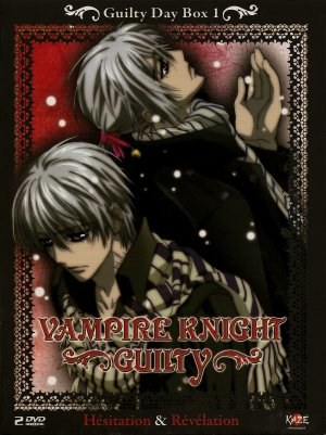 Vampire knight Guilty - Saison 2 édition SIMPLE