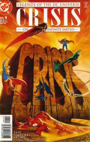 Legends of the DC Universe - Crisis on Infinite Earths édition Issues