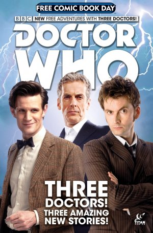 Free Comic Book Day 2015 - Doctor Who édition Issues