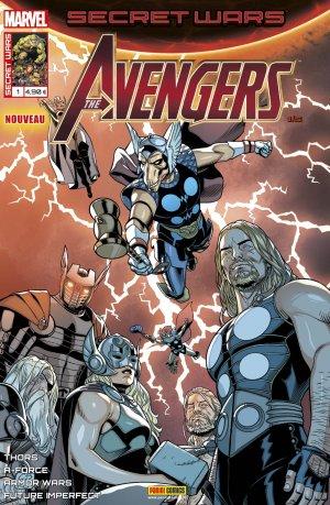 Secret Wars - Avengers
