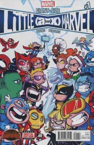 Giant-Size Little Marvel AvX édition Issues